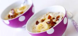 5 Pequenos Almoços Saudáveis