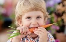 10 Alimentos mais Nutritivos para Crianças