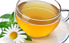 chá de Camomila para saúde