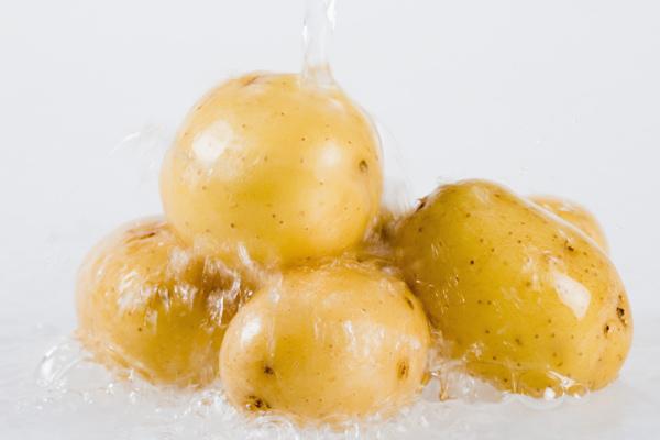 Os Benefícios da batata