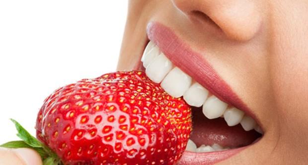 Alimentos para os dentes