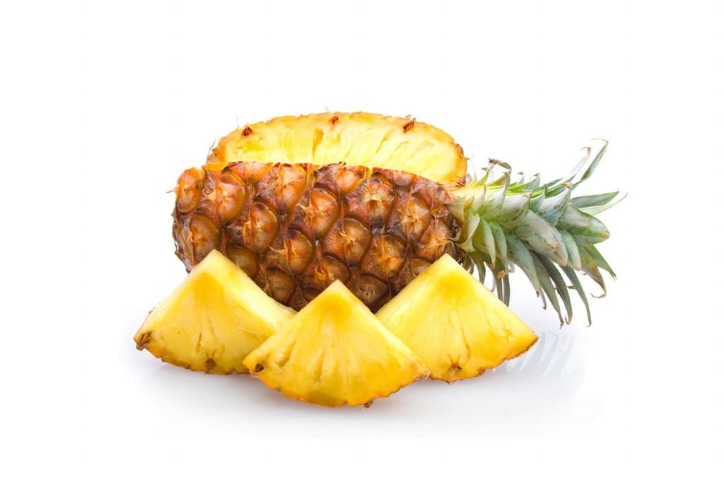 Benefícios do abacaxi