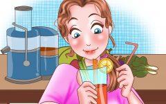 Os 10 sucos que  ajuda a Emagrecer