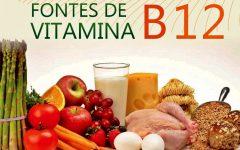 Os 12 Benefícios da Vitamina B12 Para Saúde