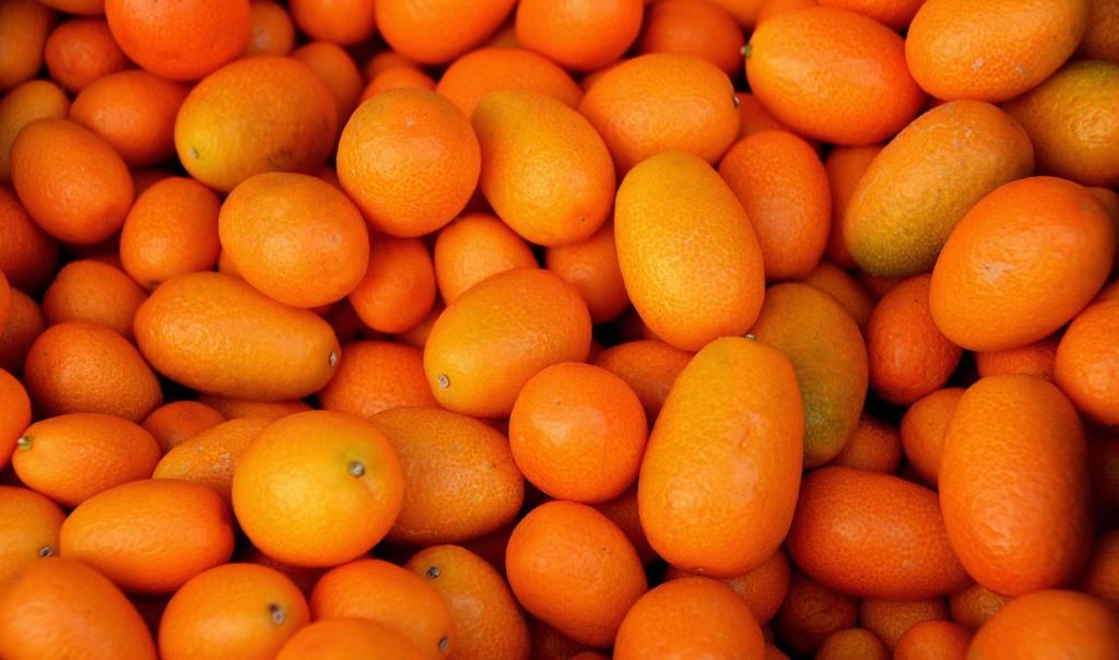 fruta Kumquat