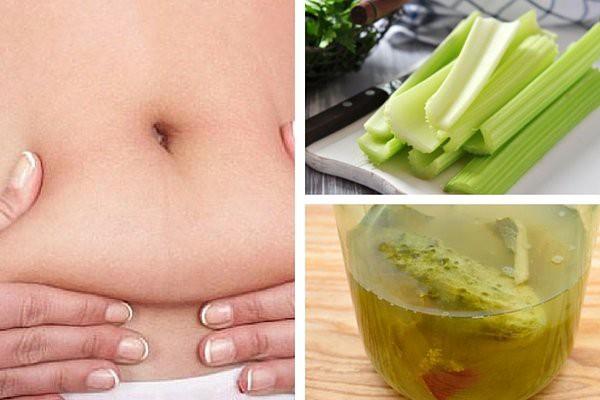 Chá Caseiro Para Perder Peso e Diminuir a Gordura Abdominal