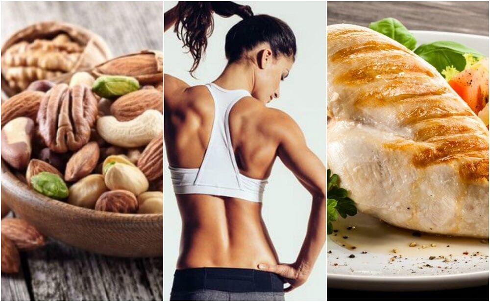 Dieta Para Aumenta os Músculo e Eliminar Gordura!