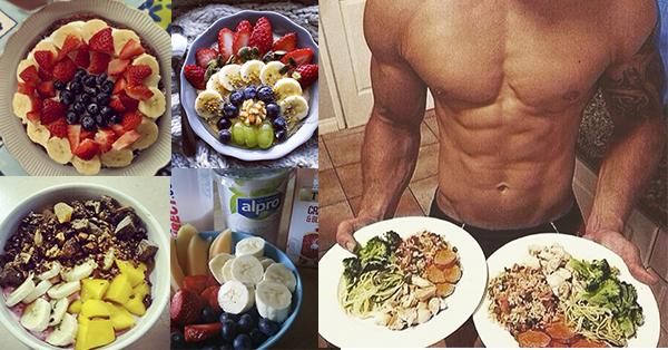 Dieta Para Aumenta os Músculo