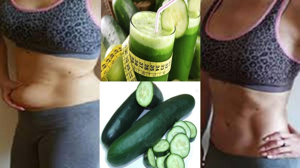 Dieta do Pepino Para Perder 8 kg em Apenas uma Semana!