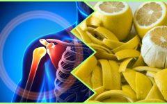 Você Sabia que as Cascas de Limão Podem Eliminar sua Dor nas Articulações!