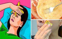 Elimine a Acne em Apenas 4 Dias Usando Casca de Banana!