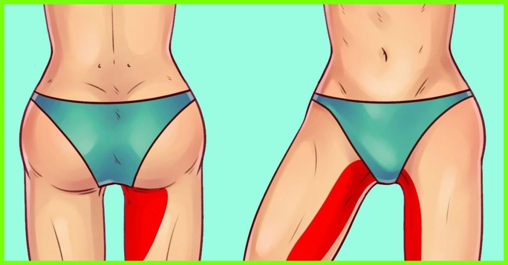 Exercícios Para Perder Gordura Interna da Coxa Rapidamente