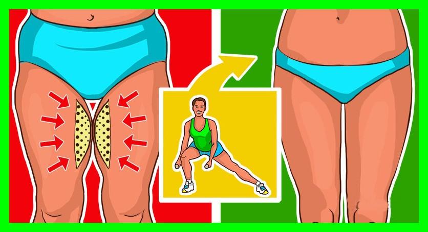 Exercícios Para Perder Gordura da Coxa