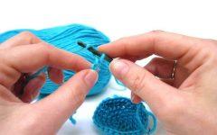 4 Dicas Para Você Aprender a Fazer o Crochê em Casa!