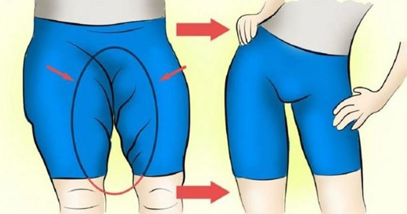 secar a gordura da coxa com esses exercicios