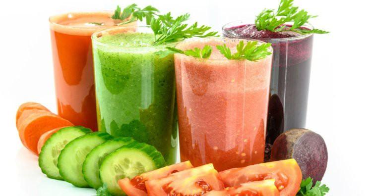 suco de fruta para perder peso