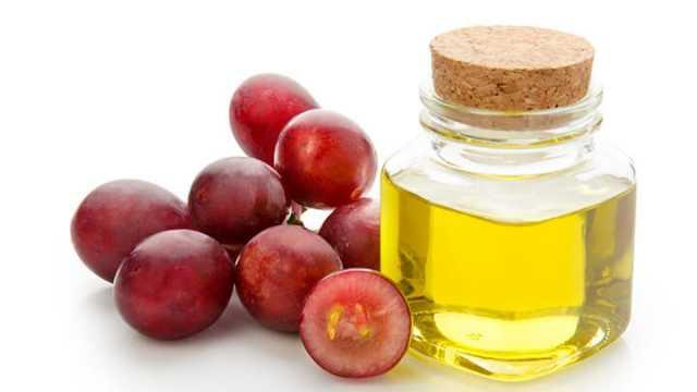 oleo de uva para o cabelo