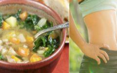 Esta Sopa Milagrosa Vai Ajudar Você a Perder Peso em uma Semana!
