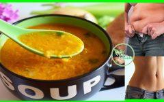 3 Receitas de Sopa Para Perder Peso Rápido e Saudável!