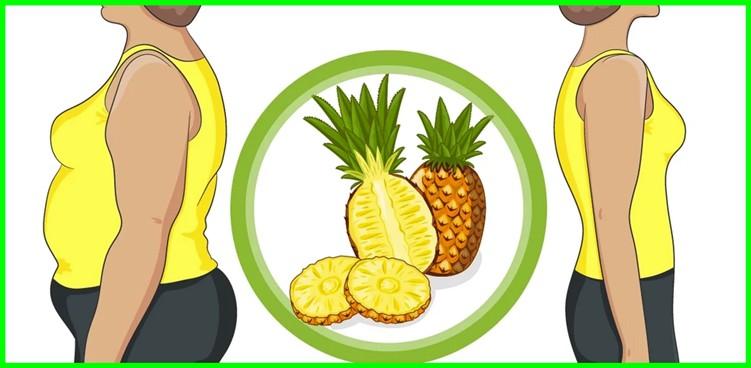 dieta do abacaxi para secar a barriga