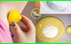 7 Remédios Caseiros Para Acabar de Vez Com O Mau Cheiro Nas Axilas!