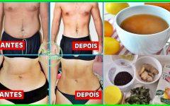 3 Bebidas Que Vão Te Ajudar Perder a Gordura Abdominal em 30 Dias!